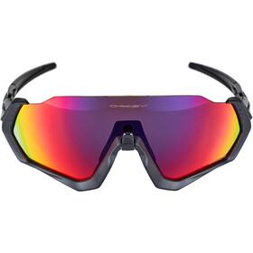 Oakley Flight Jacket Gafas de sol, polished black/prizm road